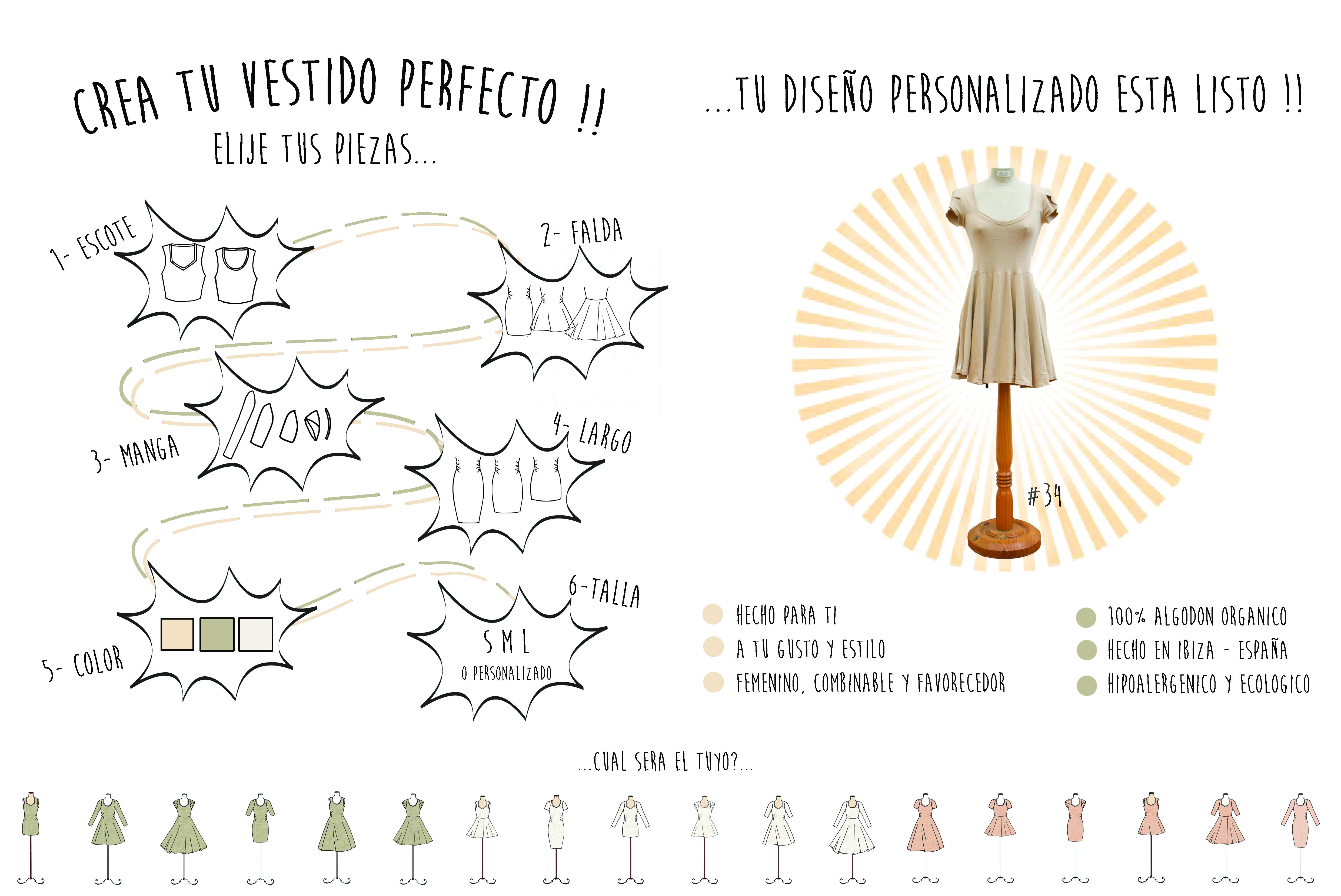 Tu vestido perfecto
